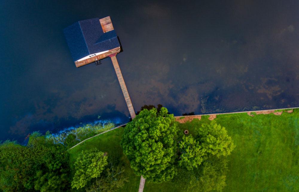 Drömhuset - Floating house
